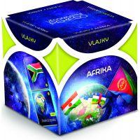 Albi Vědomostní pexeso Vlajky Afrika