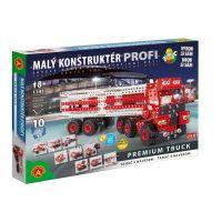 Alexander Malý konštruktér Profi Premium Truck 10v1 Skriňový náves