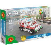 Alexander Malý konstruktér Sanitka 155 Ambulance