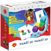 Alexander Paměť 3D 2