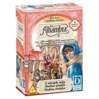 Piatnik Alhambra: Hodina zlodějů