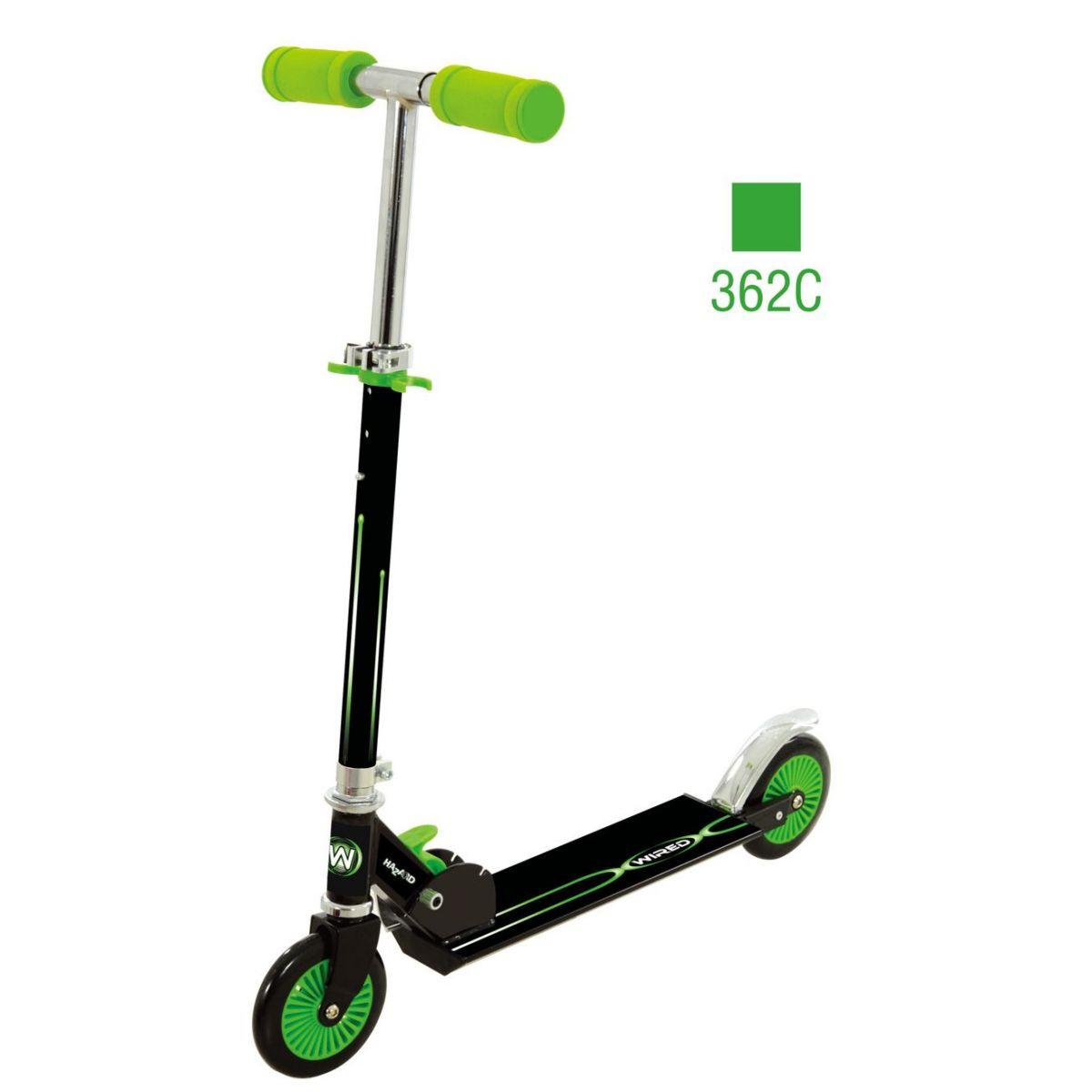 Alltoys Detská kolobežka zelená