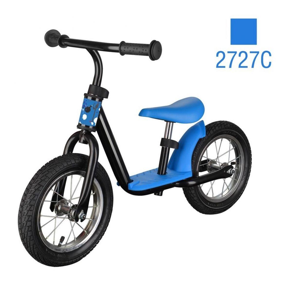 Alltoys Detský bicykel balančný modrý