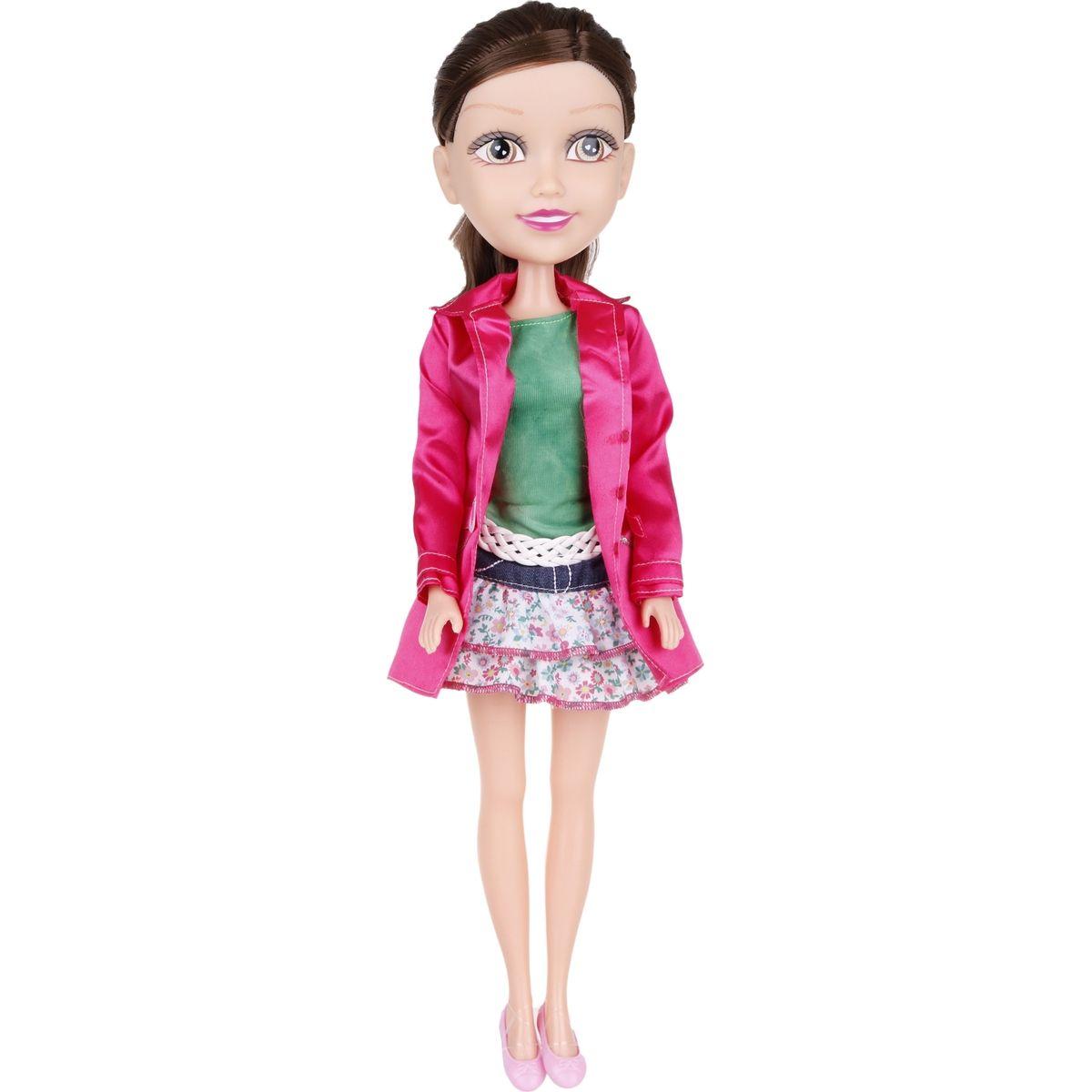 Alltoys Panenka Sparkle Girlz Fashion Květinová sukně
