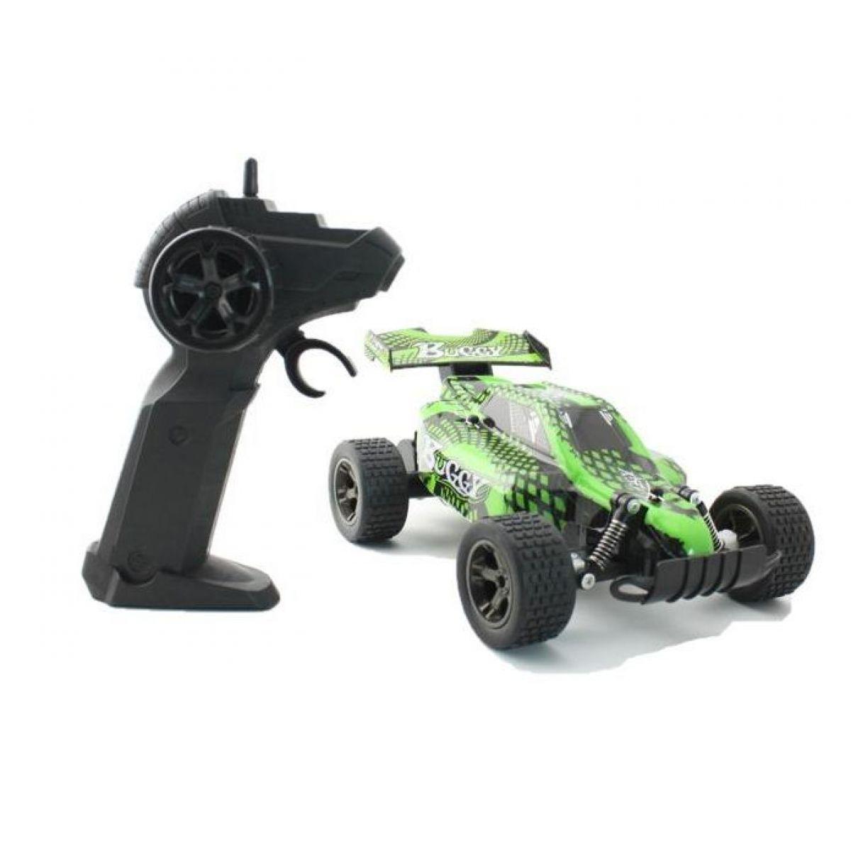 Alltoys RC auto 1:18 rýchle buggy zelená