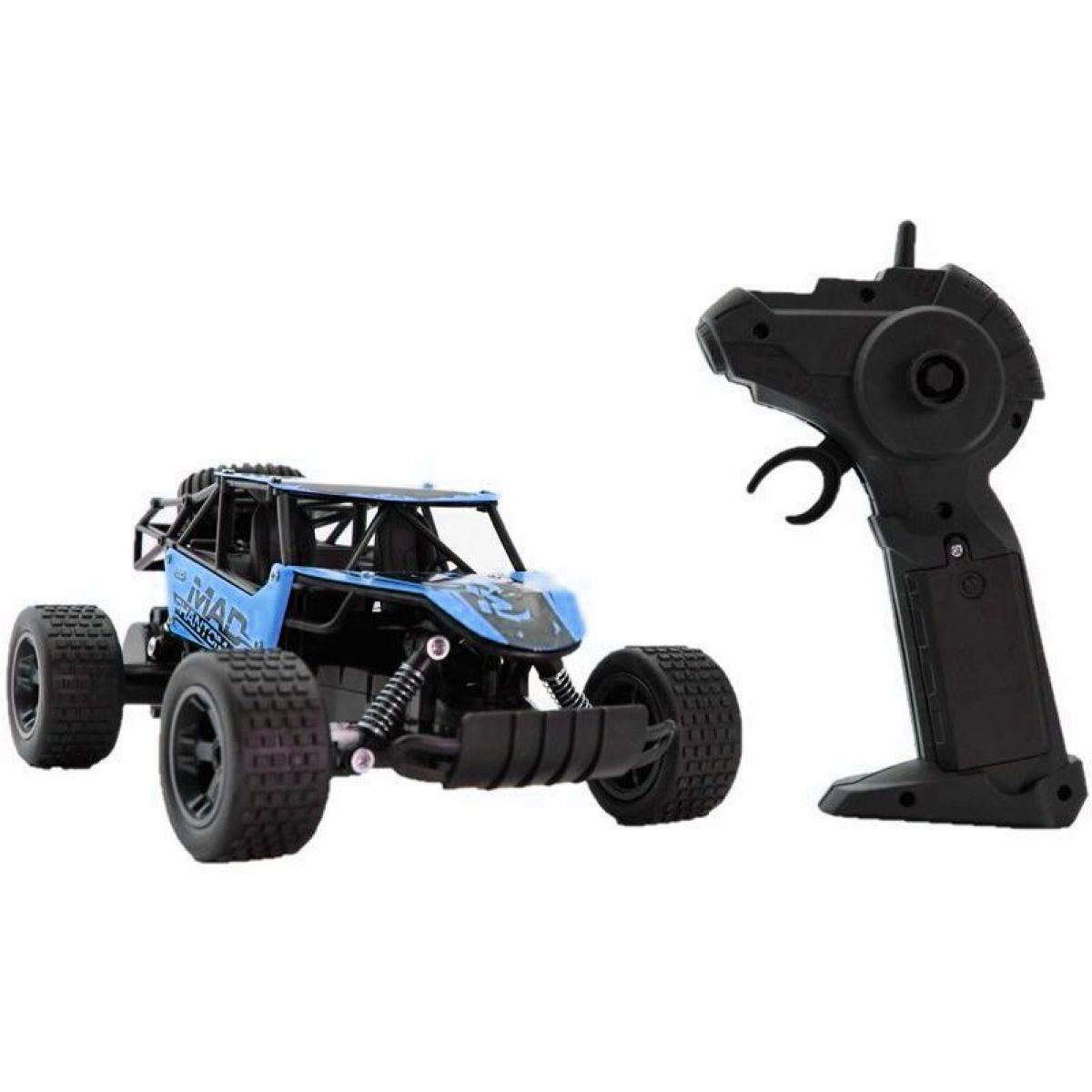Alltoys RC auto 1:18 rýchlostné buggy modrá