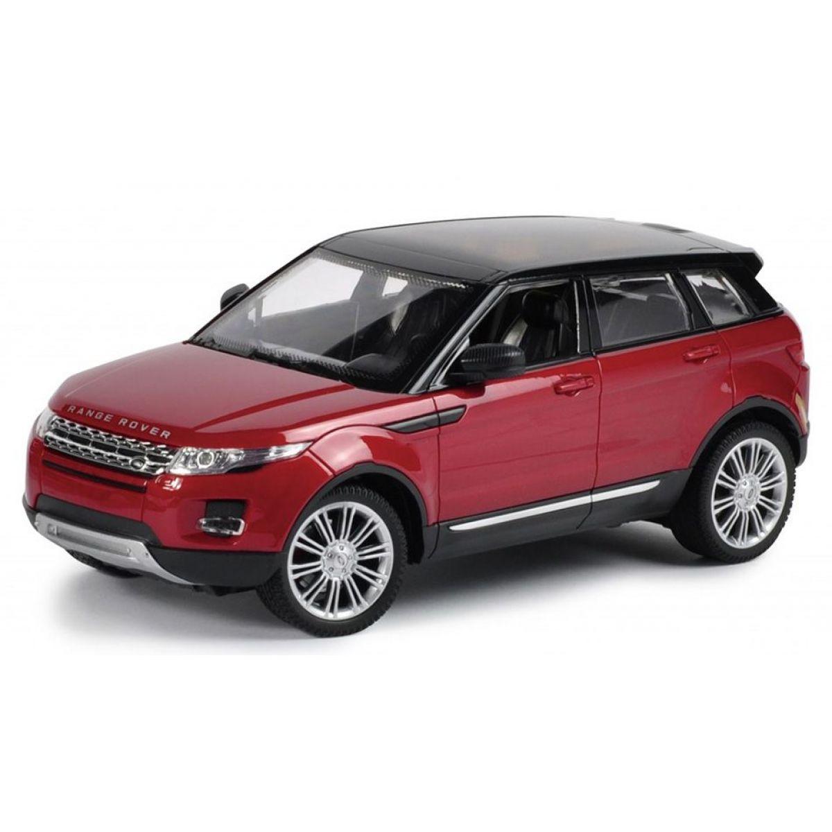 Alltoys RC auto Range Rover Evoque 1:16 tmavočervený