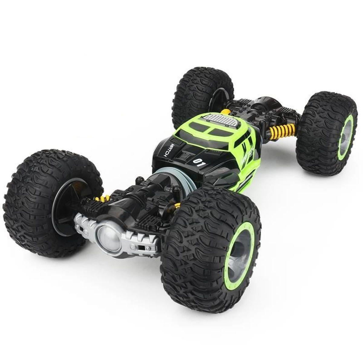 Alltoys RC trikové auto 1:16 zelené