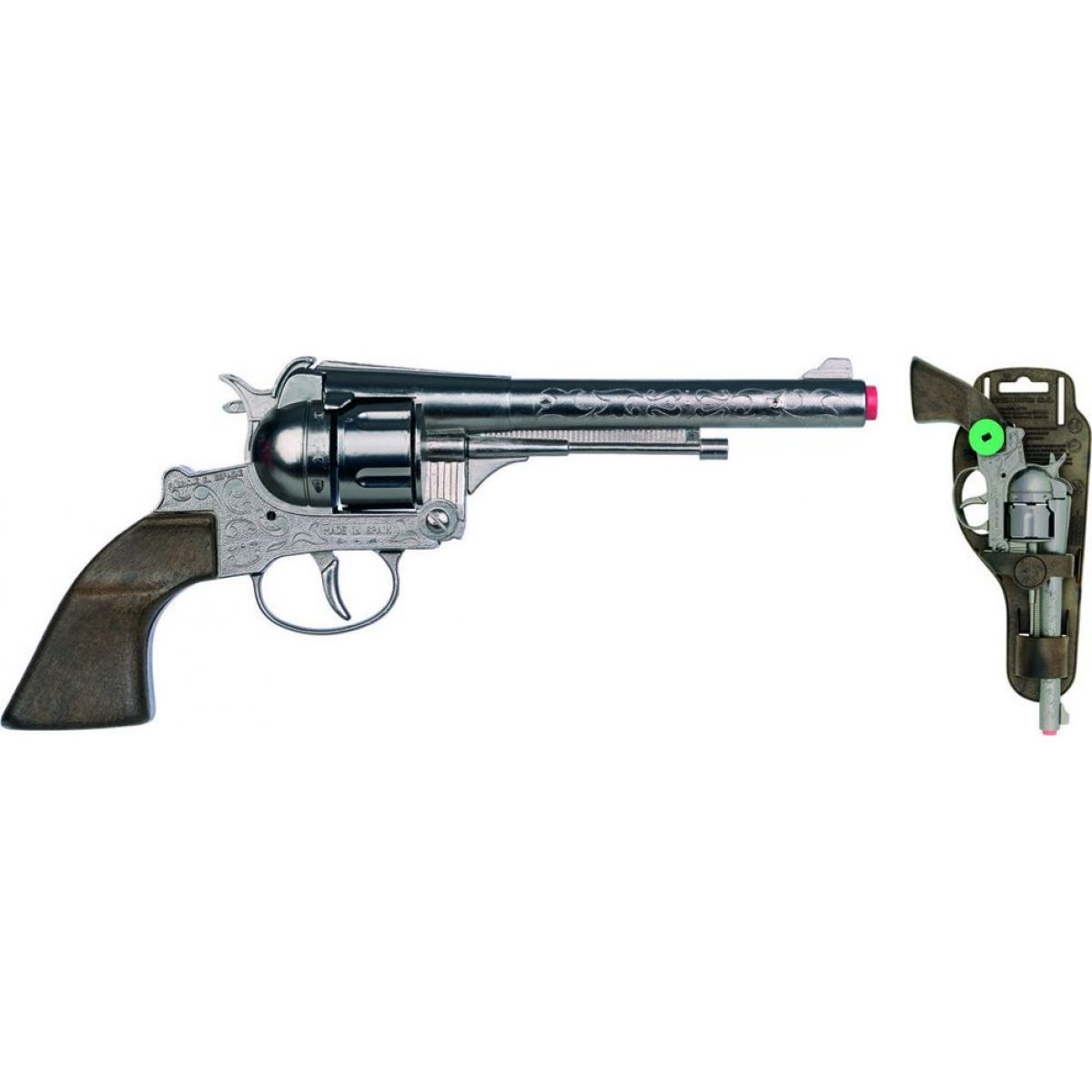 Alltoys Revolver kovbojský 12 rán