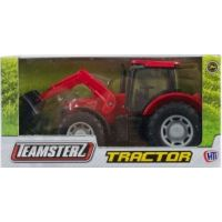 Teamsterz Traktor Červená