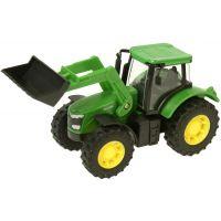 Teamsterz Traktor Zelená