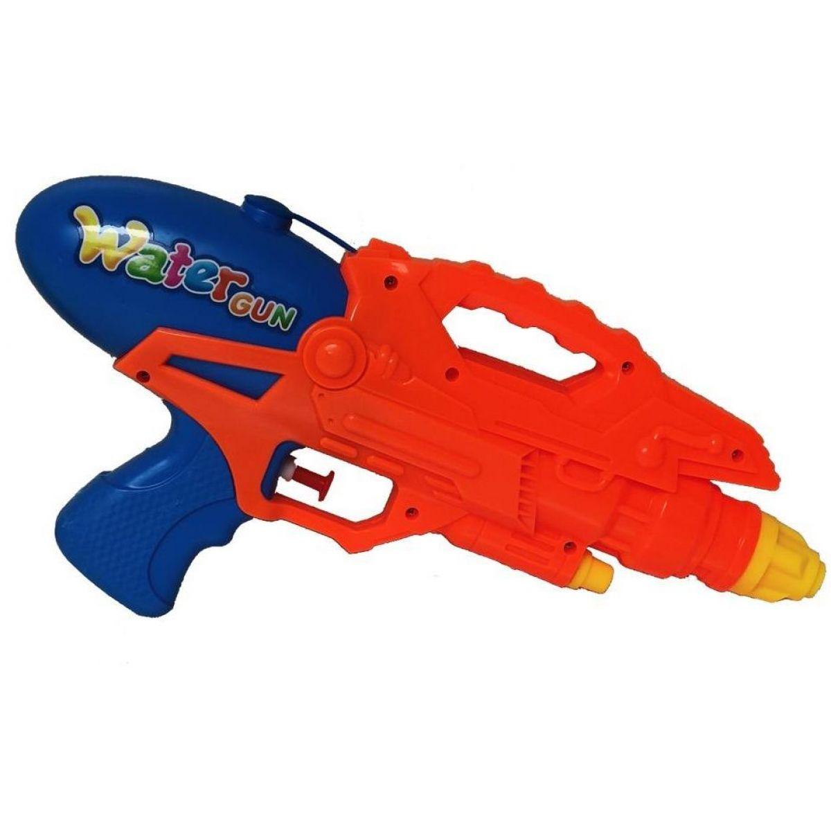 Alltoys Vodné pištole 29 cm Oranžovo-modrá