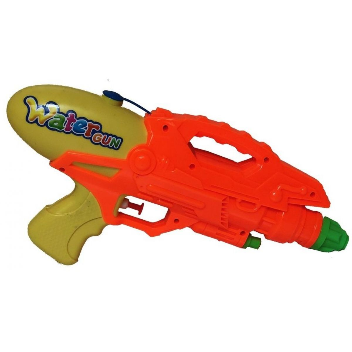 Alltoys Vodná pištoľ 29 cm oranžovo-žltá