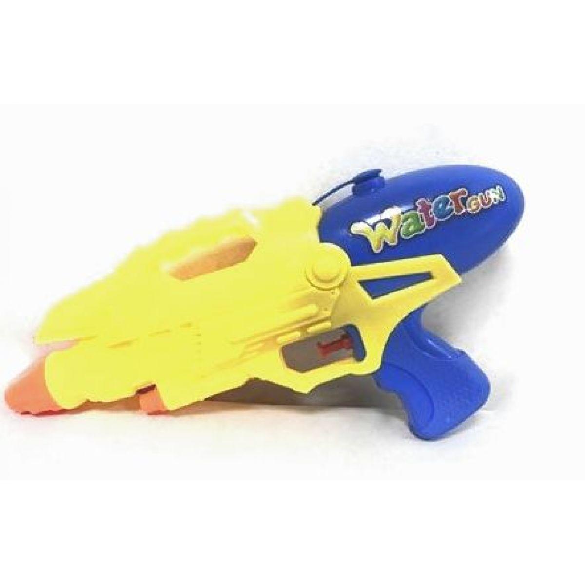 Alltoys Vodná pištoľ 29 cm Žlto-modrá