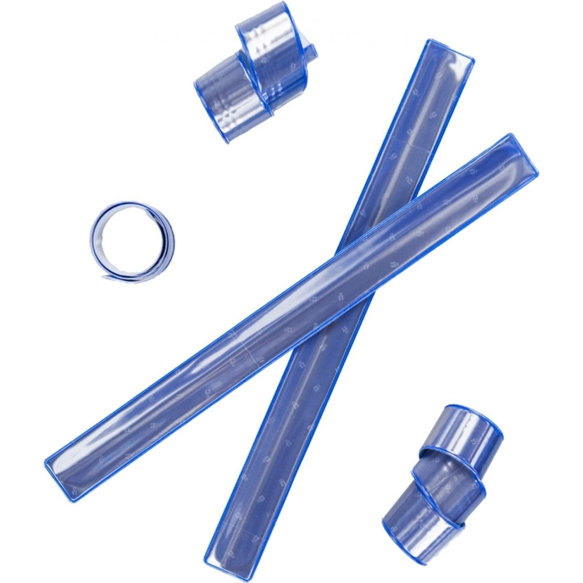 Altima 3M Reflexná samonavíjacia páska - Modrá