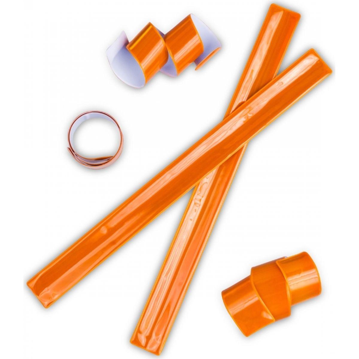 Altima Reflexná samonavíjacia páska - Oranžová