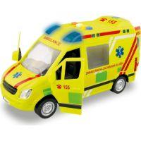 Made Ambulancia na zotrvačník so zvukom CZ
