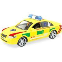 Made Ambulancia rýchle osobné vozidlo s CZ IC