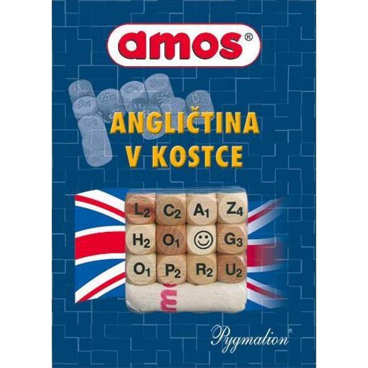 Amos Angličtina v kocke