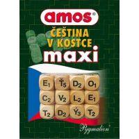 Pygmalion Amos: Čeština v kocke MAXI