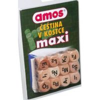 Pygmalion Amos: Čeština v kocke MAXI 4
