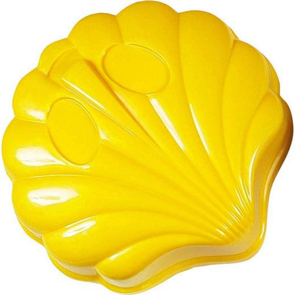 Androni Bábovičky Morské zvieratká Mušľa žltá
