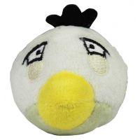 EP Line Angry Birds Plyšová násadka na pero biela