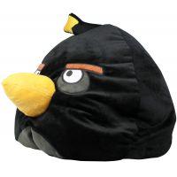 Angry Birds Relaxační polštář - Černá 2