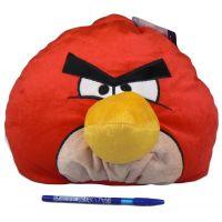 Angry Birds Relaxační polštář - Červená 3