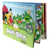 EP Line Angry Birds Sběratelské album na samolepky