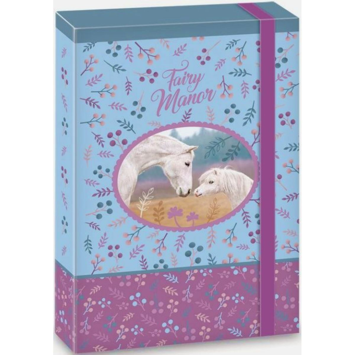 Ars Una Box na zošity Fairy Manor 18 A5