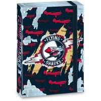 Ars Una Box na zošity Flying Sharks A4