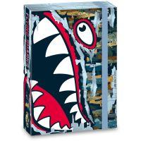 Ars Una Box na zošity Flying Sharks A5