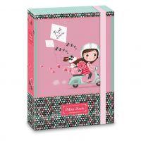 Ars Una Box na zošity Mon Amie 18 A5