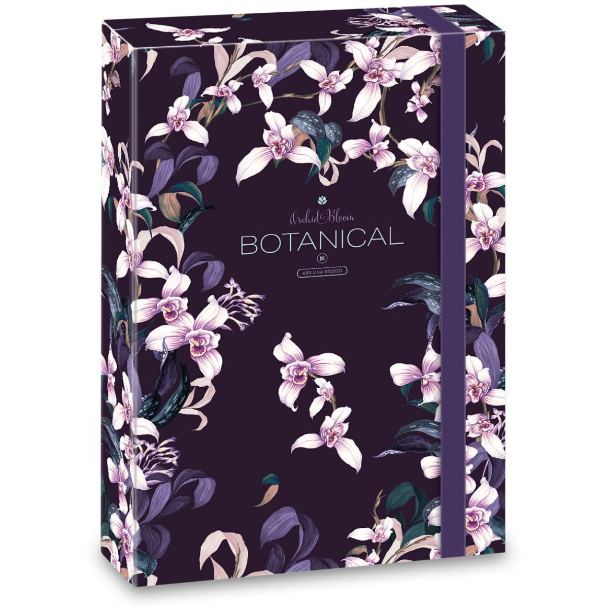 Ars Una Box na zošity Orchidey A4