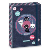 Ars Una Box na zošity Think Pink 18 A4