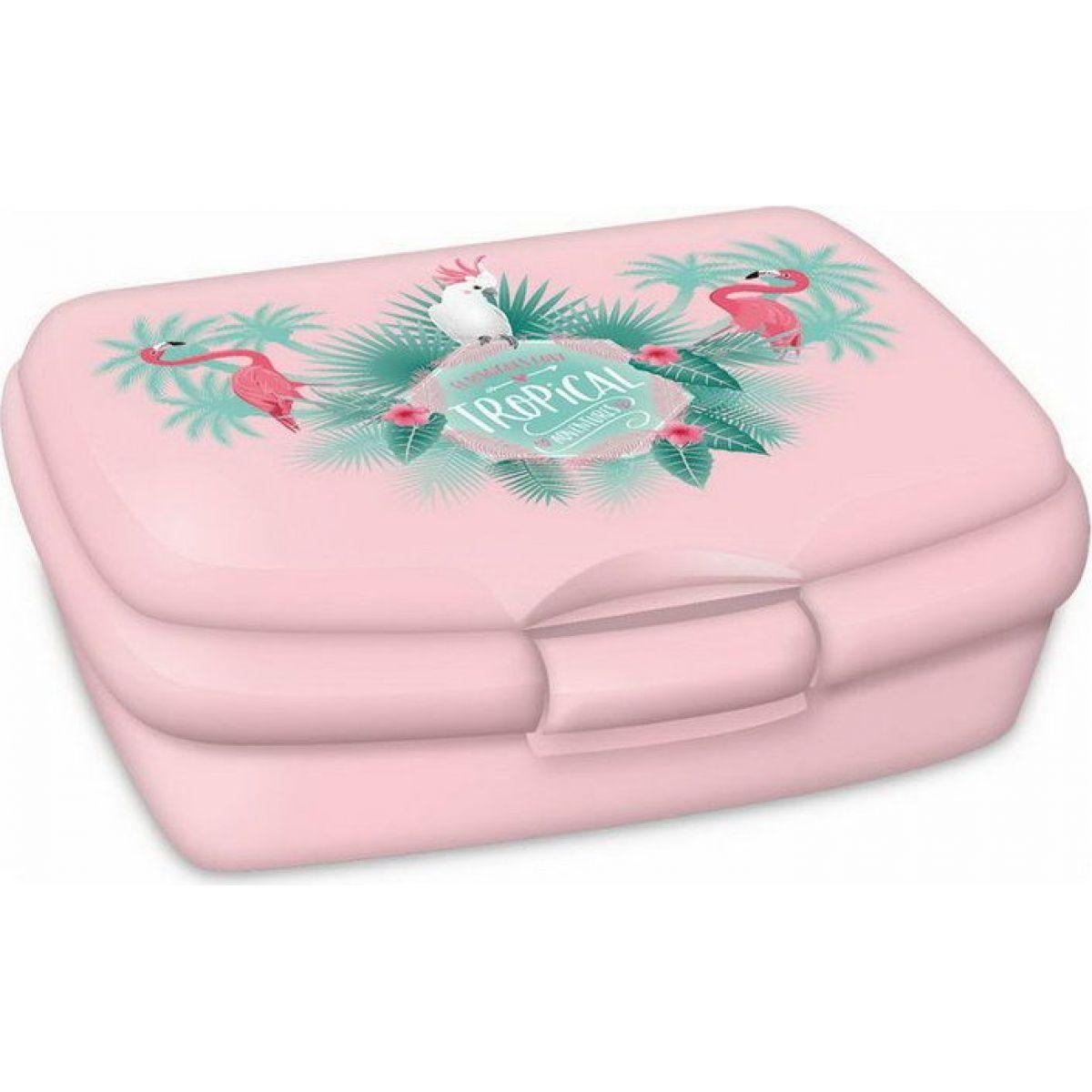 Ars Una Box na desiatu Pink Flamingo