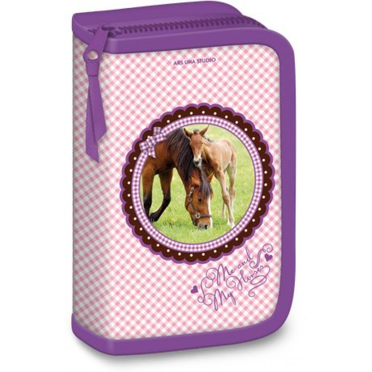Ars Una plný Me and My Horses Fialová