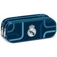Ars Una Peračník Real Madrid oválny 2 zips tmavomodrý