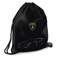 Ars Una Vrecko na prezuvky Lamborghini maxi čierny