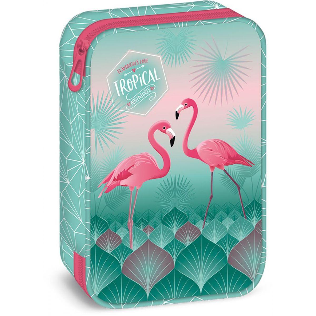 Ars Una Školský peračník Pink Flamingo