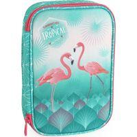 Ars Una Školský peračník Pink Flamingo 2