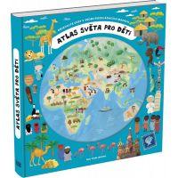 Atlas světa pro děti - 2. vyd. - Oldřich Růžička, Iva Šišperová