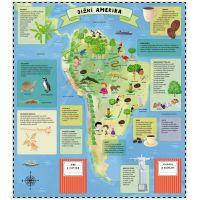 Atlas světa pro děti - 2. vyd. - Oldřich Růžička, Iva Šišperová 4