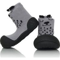Attipas Topánočky Cutie A17C-Gray XXXL