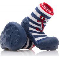 Detské topánočky ATTIPAS Marine Archor red 2