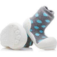 Detské topánočky ATTIPAS Polka Grey 2