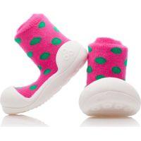Detské topánočky ATTIPAS Polka Pink