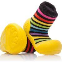 Detské topánočky ATTIPAS Rainbow Yellow 2