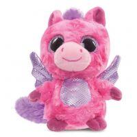 Aurora Plyšový Yoo Hoo Cerise pegas růžový 15 cm
